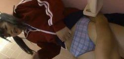 IENE-118 犯された公衆トイレにハマる少女