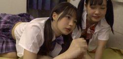 PIYO-116 ひよこ女子がお宅訪問!甘えんぼWパイパンビッチーズ。
